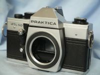 ' 42MM ' Praktica MTL50 M42 SLR Camera £7.99